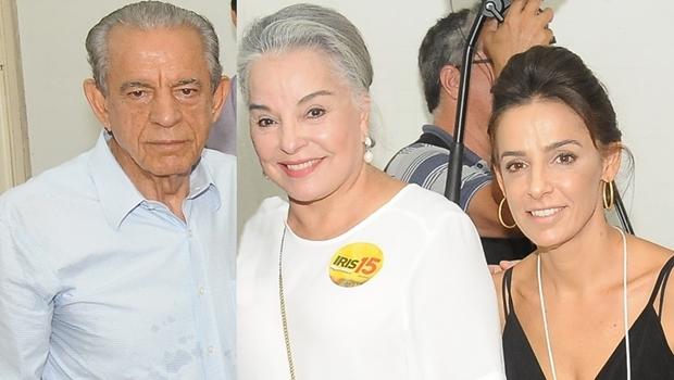 Iristas dizem que Ana Paula, filha de Iris Rezende, não vai disputar mandato em 2022
