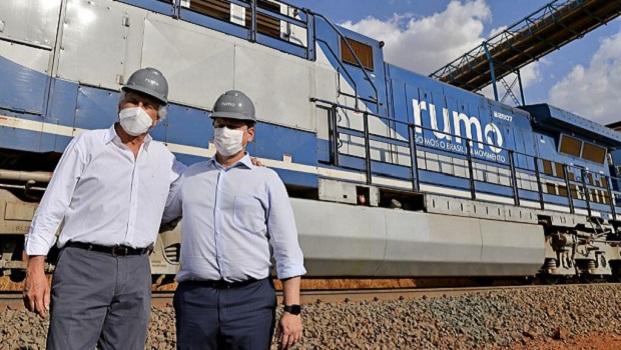 Terminal Intermodal da Ferrovia Norte-Sul, em Rio Verde, deve gerar 1,8 mil postos de trabalho