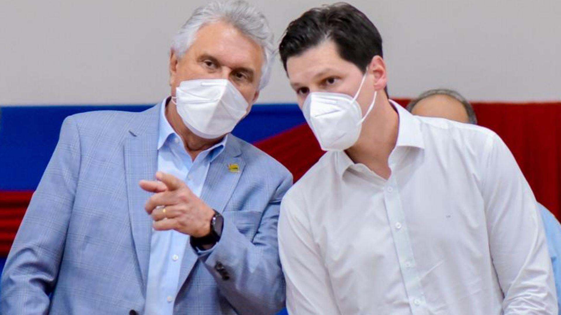 """""""Todo mundo"""" quer ser vice de Caiado porque 2022 pode decidir jogo político de 2026"""