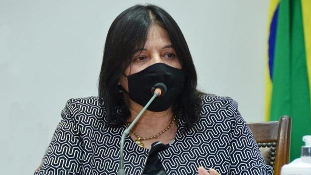 Deputada Valderez solicita urgência na recuperação de estradas do Estado
