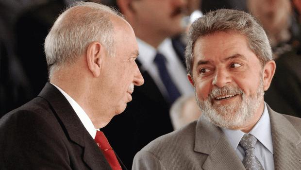 Lula afirma que deseja encontrar um vice como José Alencar para eleições de 2022