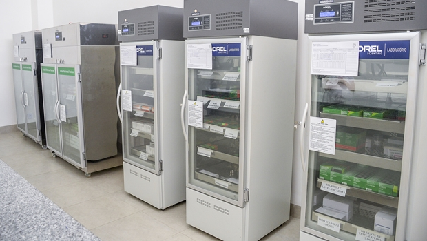 Inaugurada Central de Rede de Frio que amplia capacidade de armazenar vacinas em Palmas