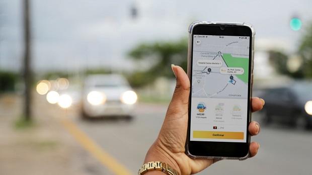 Aplicativo de transporte oferece viagens gratuitas a profissionais da vacinação em Goiânia