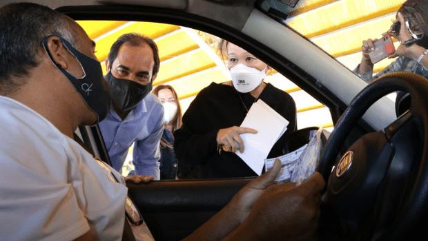 Senador Canedo vai vacinar profissionais da imprensa nesta terça-feira