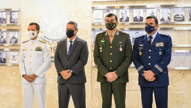 Forças Armadas divulgam nota repudiando fala de Omar Aziz