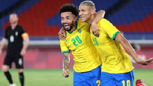 Futebol do Brasil tem estreias animadoras nos Jogos de Tóquio