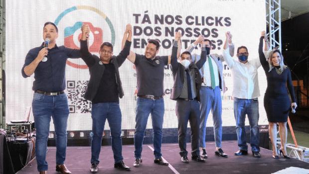 Rodolfo Mota ganha apoio da advocacia de Aparecida