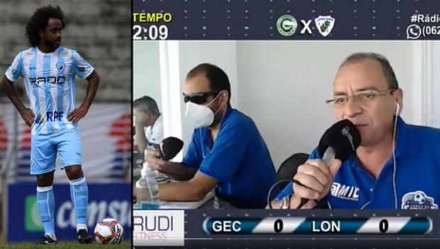 Racismo em transmissão de jogo da Série B faz emissora goiana demitir radialistas