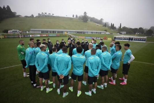 Seleção brasileira voltará a se reunir após vice-campeonato na Copa América.   Foto: Lucas Figueiredo/CBF
