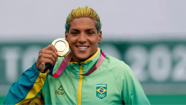 Com ouro em maratona aquática, Brasil conquista 15 medalhas