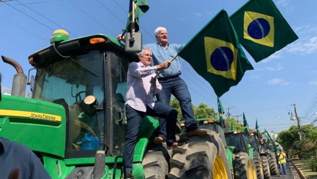 Aprosoja Brasil declara não apoiar manifestações impulsionadas por Sérgio Reis
