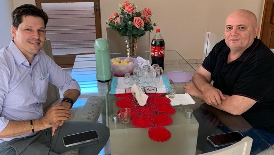 Presidente do MDB de Rio Verde aprova aliança de Daniel Vilela com Ronaldo Caiado