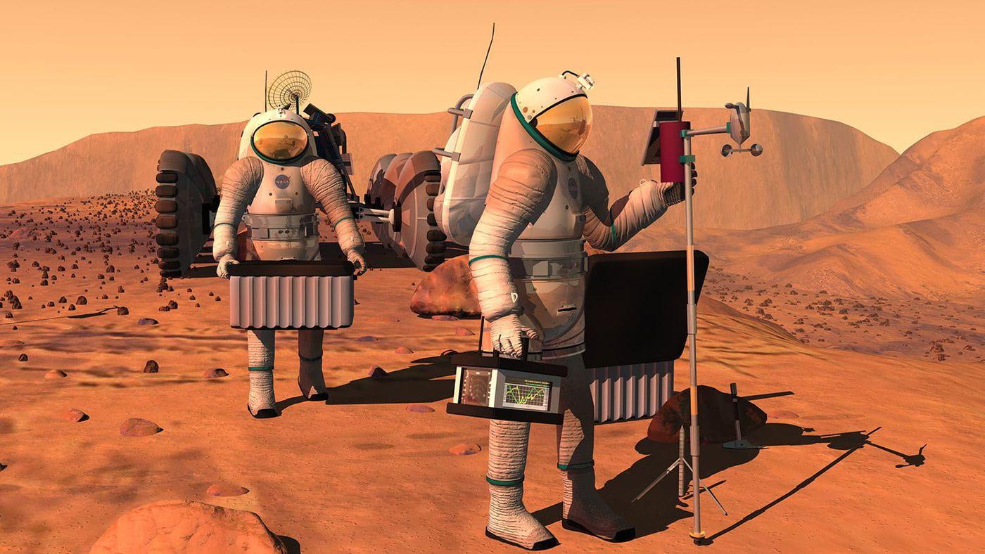 Contos marcianos (12): Um salto no escuro, de Rogério Rocha