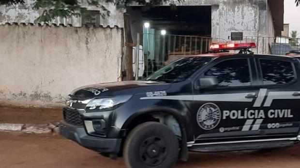Ex-secretário municipal é investigado por desvio de madeira doada à Prefeitura de Rubiataba