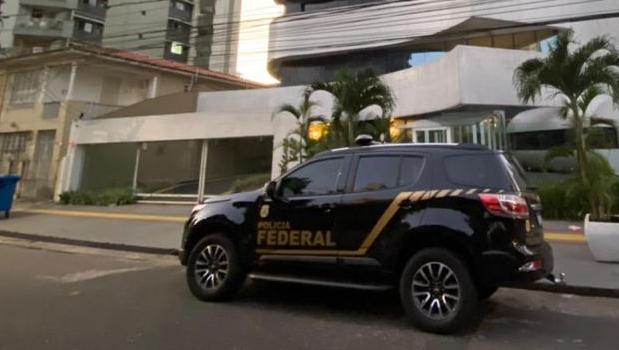 PF deflagra operação contra desvios na saúde e cumpre mandados em Goiás e mais sete estados