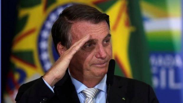 """Bolsonaro diz que """"chance de um golpe"""" de Estado """"é zero"""""""