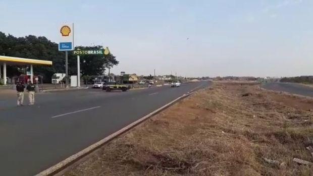 Goiás não tem mais registros de protestos de caminhoneiros, diz MINFRA