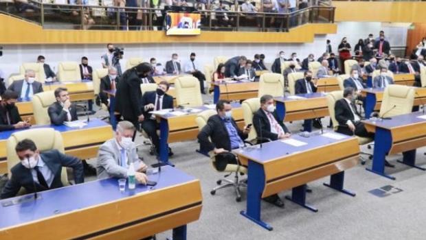 Remanejamento de R$ 30,2 mi pelo Paço para o enfrentamento a Covid-19 foi tema de discussões na Câmara de Goiânia