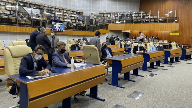 Código Tributário é aprovado em 1ª votação com três votos contra e duas abstenções