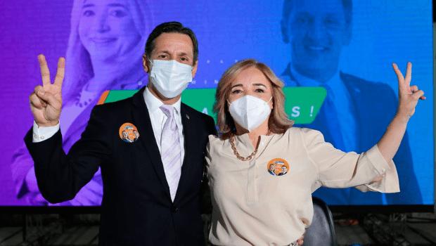 Valentina Jungmann e Julio Meirelles anunciam aliança e movimentam cenário das eleições da OAB-GO