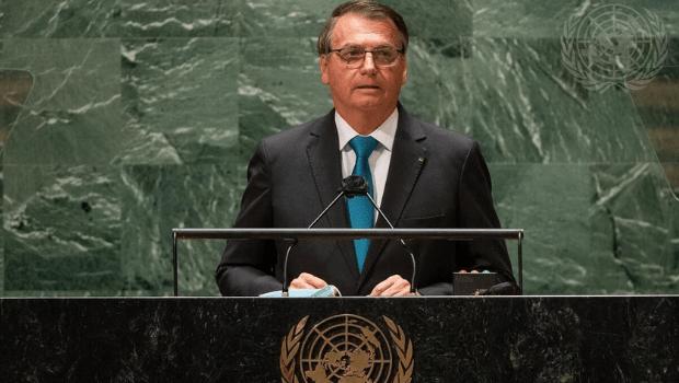 """David Miranda afirma que falas de Bolsonaro durante discurso da ONU foram """"revestidas de falsidades e ilegalidades"""""""