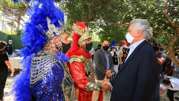 Cavalhadas recebem R$ 1,3 milhão do governo para reestruturação e manutenção da festividade