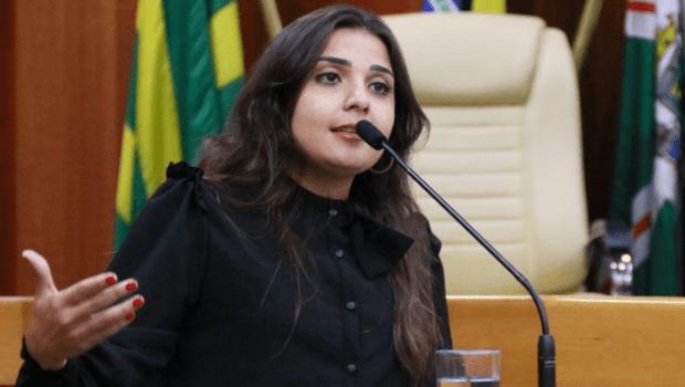 Sabrina Garcêz é a nova relatora do Código Tributário; audiência pública da Comissão Mista é marcada