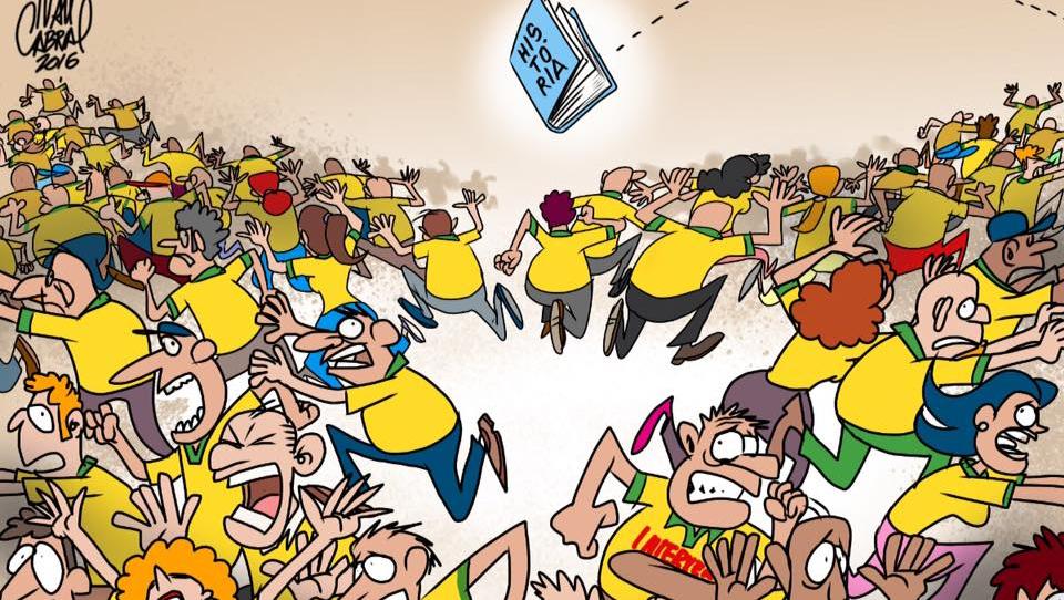 Arregar é o verbo mais conjugado do Brasil depois que Bolsonaro arregou e se tornou arregão
