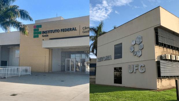 IFG anuncia volta de atividades presenciais em outubro e UFG confirma retorno em janeiro de 2022