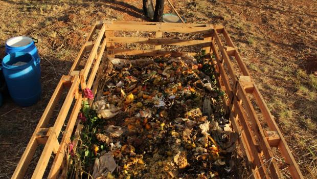 Cresce o número de iniciativas que exploram o potencial do lixo orgânico em Goiânia