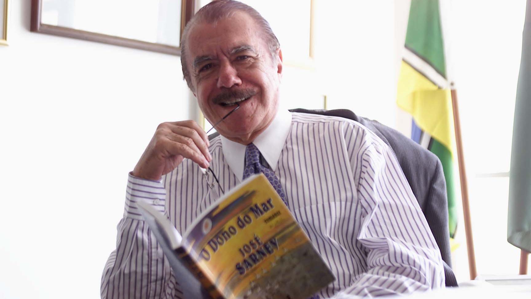 """""""O Estado do Maranhão"""", de José Sarney, deixa de ser impresso no fim deste ano"""