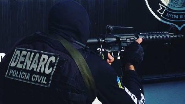 Polícia Civil desarticula organização criminosa que atuava no tráfico de drogas em Goiás e DF