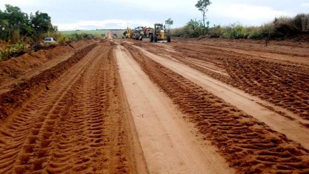 Paralisadas desde fevereiro, obras da rodovia TO-239 passam por vistoria do MP