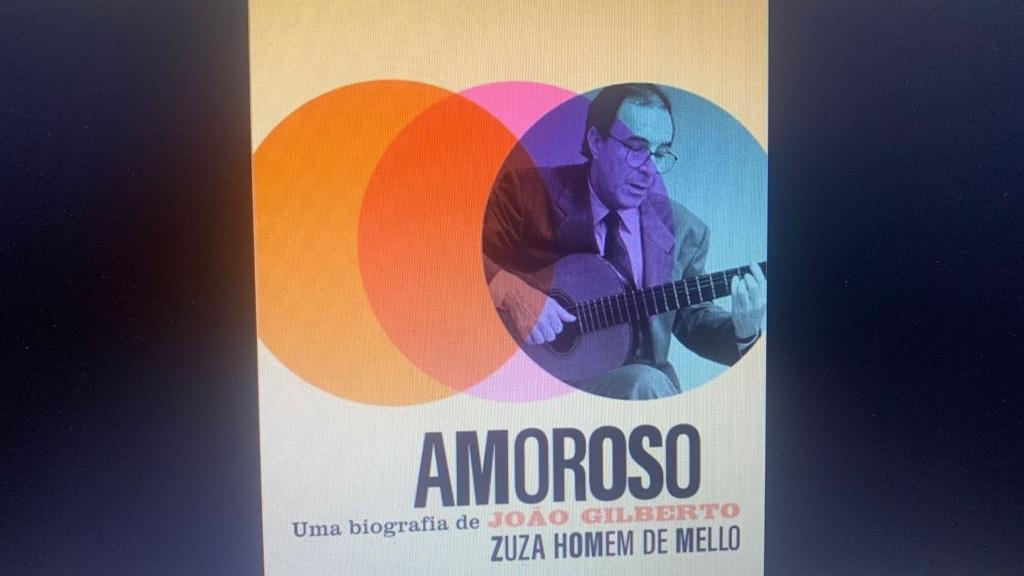 Companhia das Letras lança biografia de João Gilberto escrita por Zuza Homem de Mello