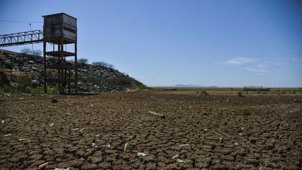 Brasil perdeu 15,7% da superfície coberta com água em 30 anos