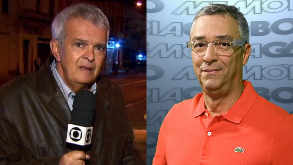 Globo demite os repórteres Alberto Gaspar e Ari Peixoto