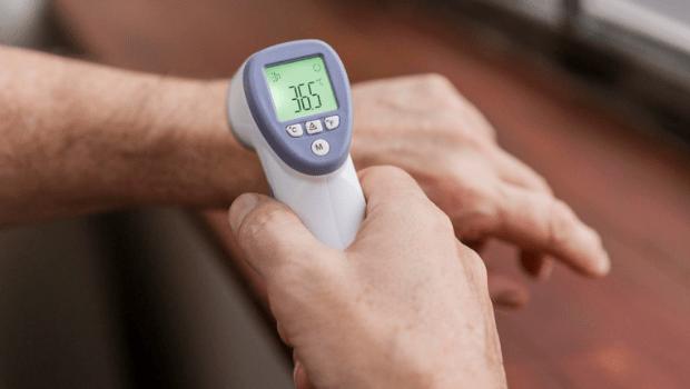 Goiânia suspende obrigatoriedade de aferição de temperatura