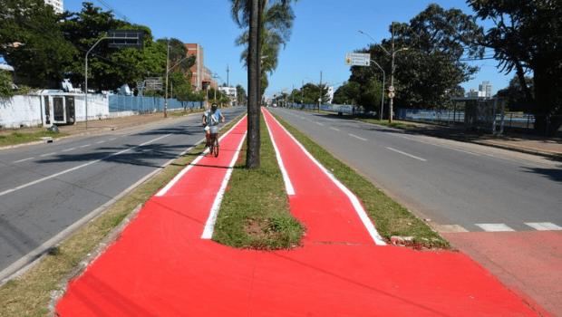 Grupo de trabalho é criado para reestruturar ciclovias de Goiânia