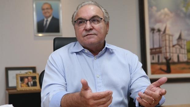 Jânio Darrot diz que é candidato a governador e não aceita ser vice de Mendanha