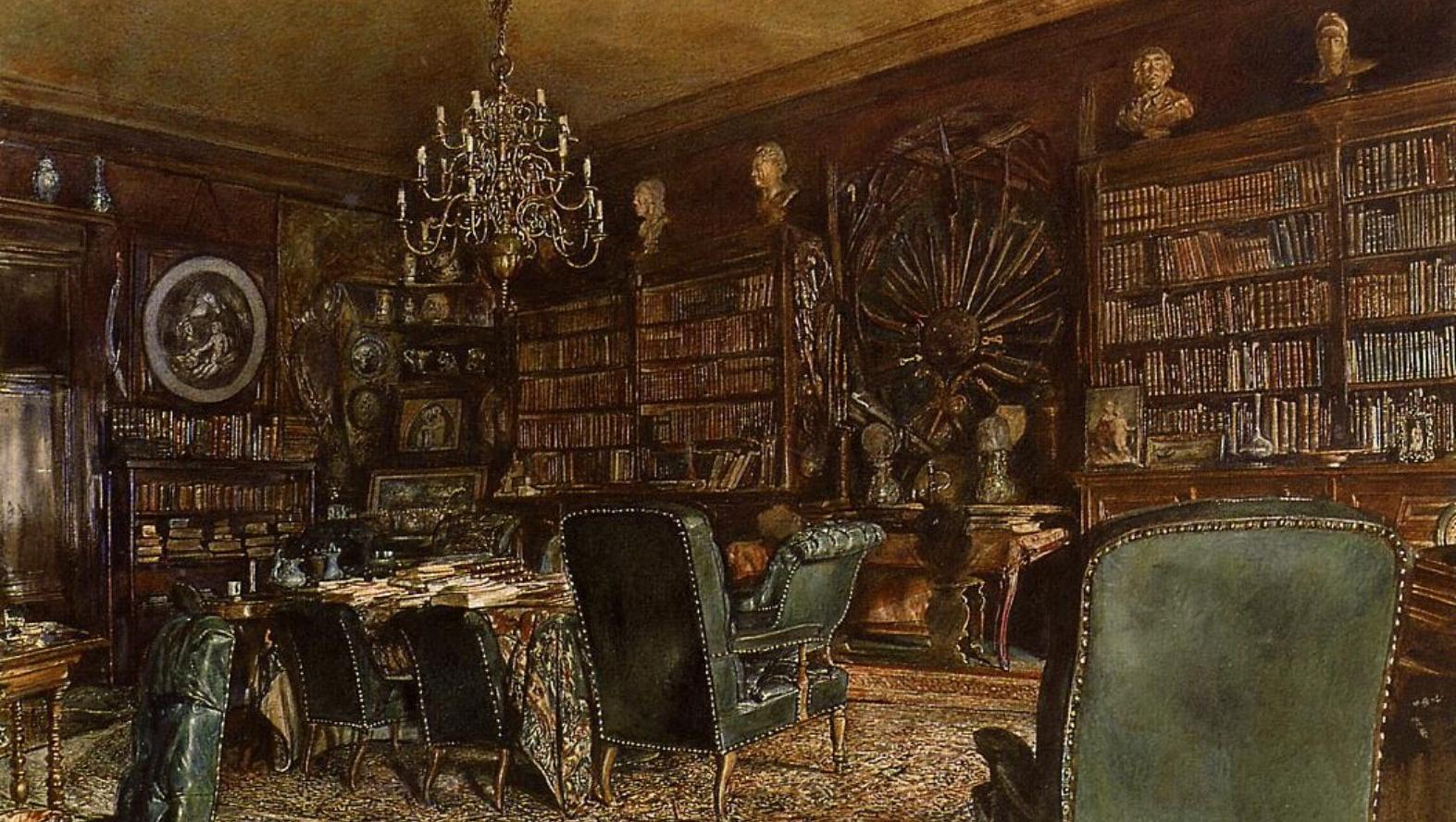Escritor como personagem (22): Ecos da biblioteca, de Ítalo Campos
