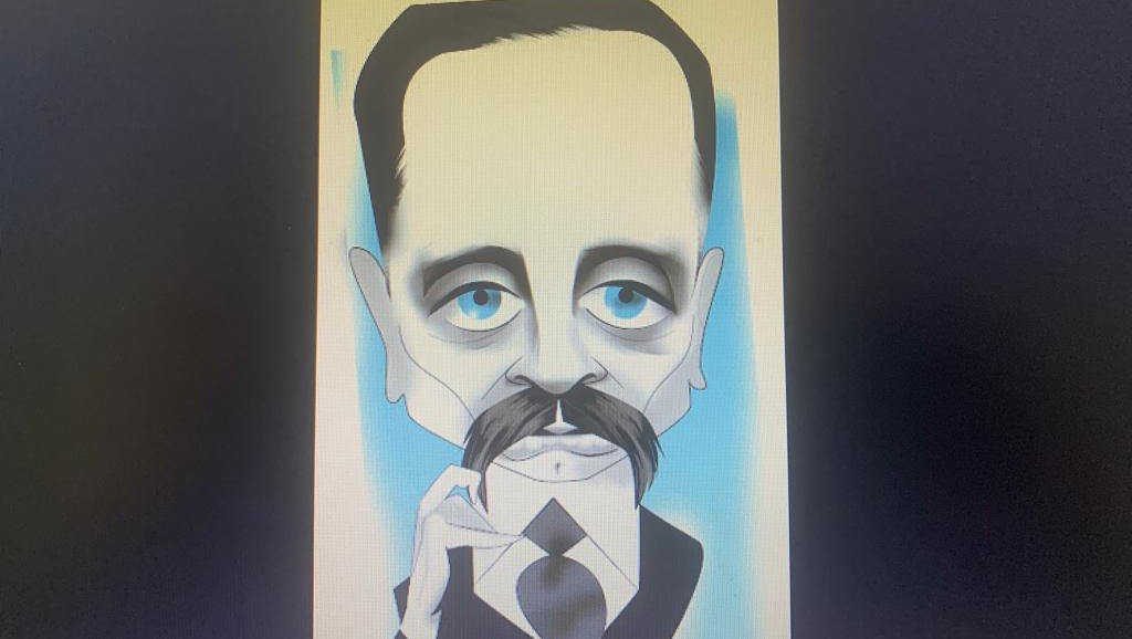 Escritor como personagem (20): Rilke — Monólogo em dois tempos, de Sônia Elizabeth