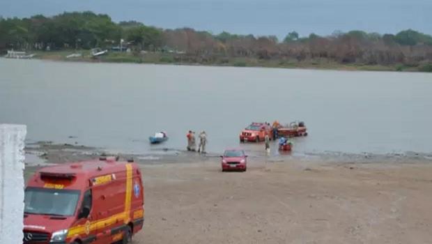 Barco-hotel vira no Rio Paraguai com 21 pessoas; goianos entre as vítimas