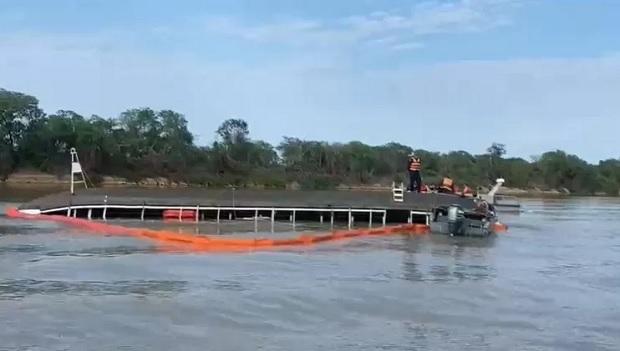 Após 2 dias, bombeiros resgatam corpo de 5º goiano morto em tragédia no Pantanal