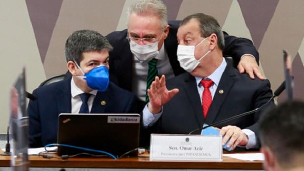 Cúpula da CPI da Pandemia adia leitura e votação do relatório final
