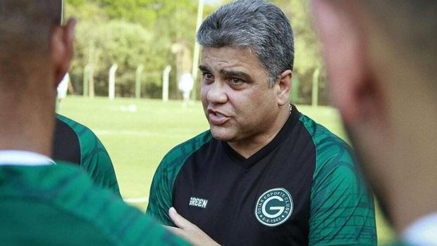 A 6 rodadas do fim da Série B e na zona de acesso, Goiás resolve demitir Marcelo Cabo