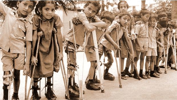 Especialistas alertam para risco de retorno da poliomielite