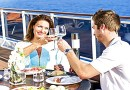MSC Cruzeiros oferece bebidas gratuitas  durante as refeições