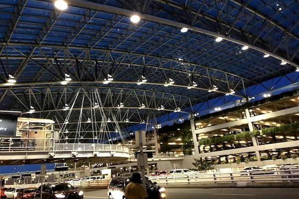 ポートランド 空港