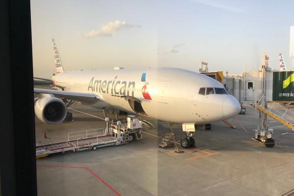 アメリカン航空 評判