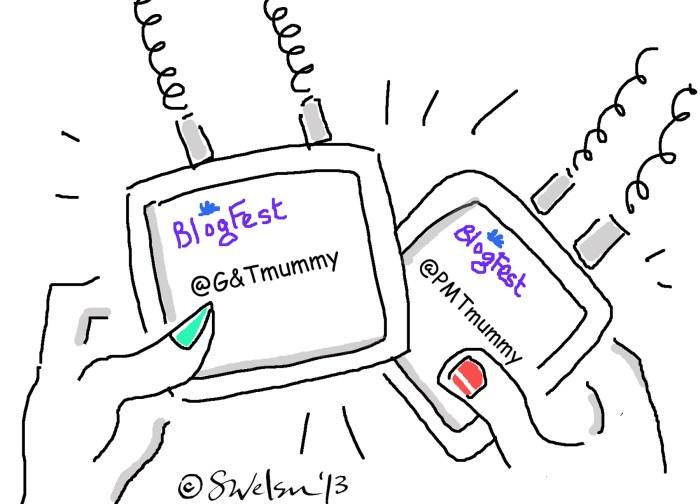 Blogfest Badges